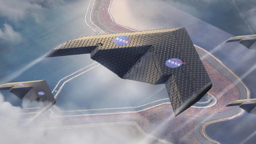 Innovativ – NASA und MIT stellen flexiblen Flügel vor