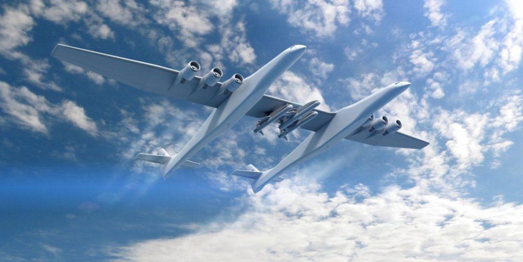 """StartoLauncher – Das """"neue"""" größte Flugzeug"""